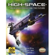 Savage Worlds : High Space - Core Setting Book pas cher
