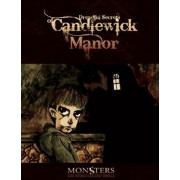 Monsters and Other Childish Things - Dreadful Secrets of Candlewick Manor pas cher