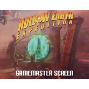 Hollow Earth Expedition - Revelations of Mars Gamemaster Screen