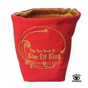 The Red Bag of The Elf King (Gold Lining) pas cher