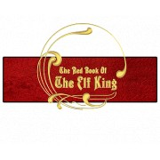 The Red Book of The Elf King Game Tokens pas cher