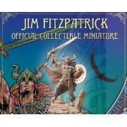 Jim Fitzpatrick Official Collectible Miniature pas cher