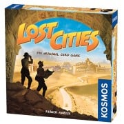Lost Cities - The Card Game pas cher