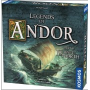 Legends of Andor - Journey to the North Expansion pas cher