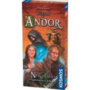 Legends of Andor - New Heroes Expansion pas cher