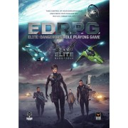 Elite : Dangerous RPG - Core Book pas cher