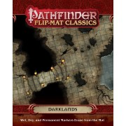 Pathfinder Flip-Mat - Darklands