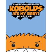 Kobolds Ate my Baby - In Colour pas cher