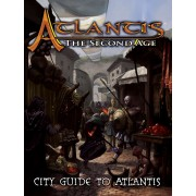 Atlantis : The Second Age - City Guide
