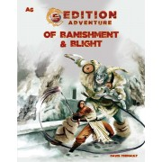 5th Edition Adventure - A6: Of Banishment & Blight