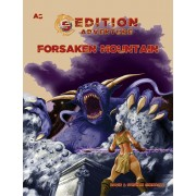 5th Edition Adventure - A8: The Forsaken Mountain