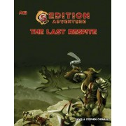 5th Edition Adventure - A10: The Last Respite