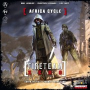 Fireteam Zero - The Africa Cycle pas cher