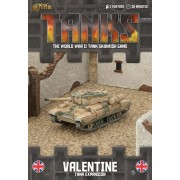Tanks - British Valentine