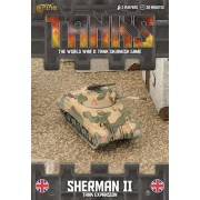 Tanks - British Sherman II