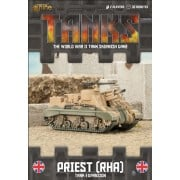Tanks - British Priest RHA