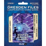 The Dresden Files Cooperative Card Game - Winter Schemes Expansion
