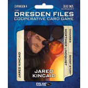 The Dresden Files Cooperative Card Game - Dead Ends Expansion