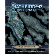 Pathfinder - Flip Mat : Bigger Caverns