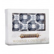 Age of Sigmar : Accessoires - Wound Counters