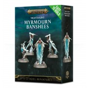 Age of Sigmar : Easy to Build - Nighthaunt Myrmourn Banshees