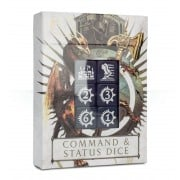 Age of Sigmar : Accessoires - Command and Status Dice