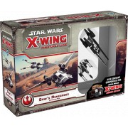 Star Wars X-Wing - Saw's Renegades Expansion
