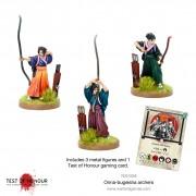 Test of Honour - Onna-bugeisha archers