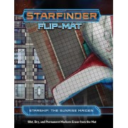 Starfinder - Flip Mat : Starship The Sunrise Maiden