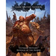 Game Master's Toolbox - Ultimate Bestiary: Revenge of the Horde pas cher
