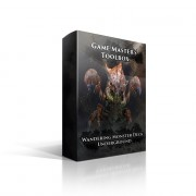 Game Master's Toolbox - Wandering Monsters Deck : Underground