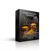 Game Master's Toolbox - Treasure Deck CR 5-8