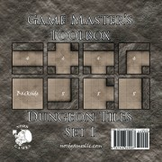 Game Master's Toolbox - Dungeon Tile Set I