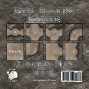 Game Master's Toolbox - Dungeon Tile Set II