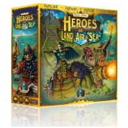 Heroes of Land : Air & Sea pas cher