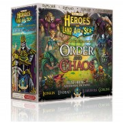 Heroes of Land : Air & Sea - Order and Chaos Expansion