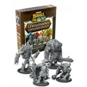 Heroes of Land : Air & Sea - Merc Pack 1 Expansion pas cher