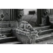 """Ziterdes: Statue """"Manticore"""""""