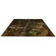 Playmats - Mousepad - Dark Island - 48''x48''