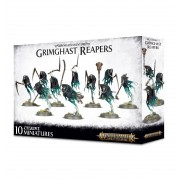 Age of Sigmar : Nighthaunt - Grimghast Reapers