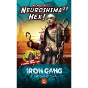 Neuroshima Hex 3.0 : Iron Gang