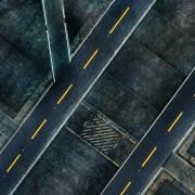Playmats - Mousepad - Night City - 36''x36''