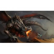 Playmats - Red Dragon