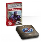 Blood Bowl : Cartes d'Equipe - Naggaroth Nightmare