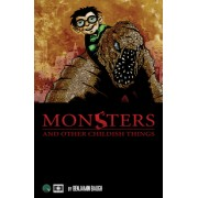 Monsters and Other Childish Things - Pocket Edition pas cher