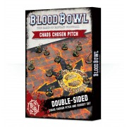 Blood Bowl : Chaos - Pitch and Dugouts