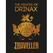 Traveller - The Pirates of Drinax