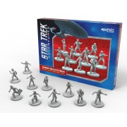 The Next Generation Away Team 32mm Miniatures: Star Trek Adventures