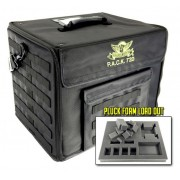 Battlefoam -P.A.C.K. 720 Molle Pluck Foam Load Out (Black)