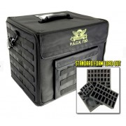 Battlefoam -P.A.C.K. 720 Molle Standard Load Out (Black)